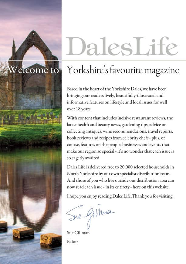 Yorkshire's favourite magazine