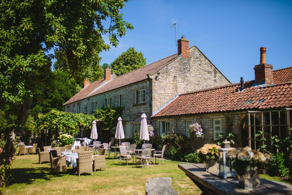 the pheasant pub at harome