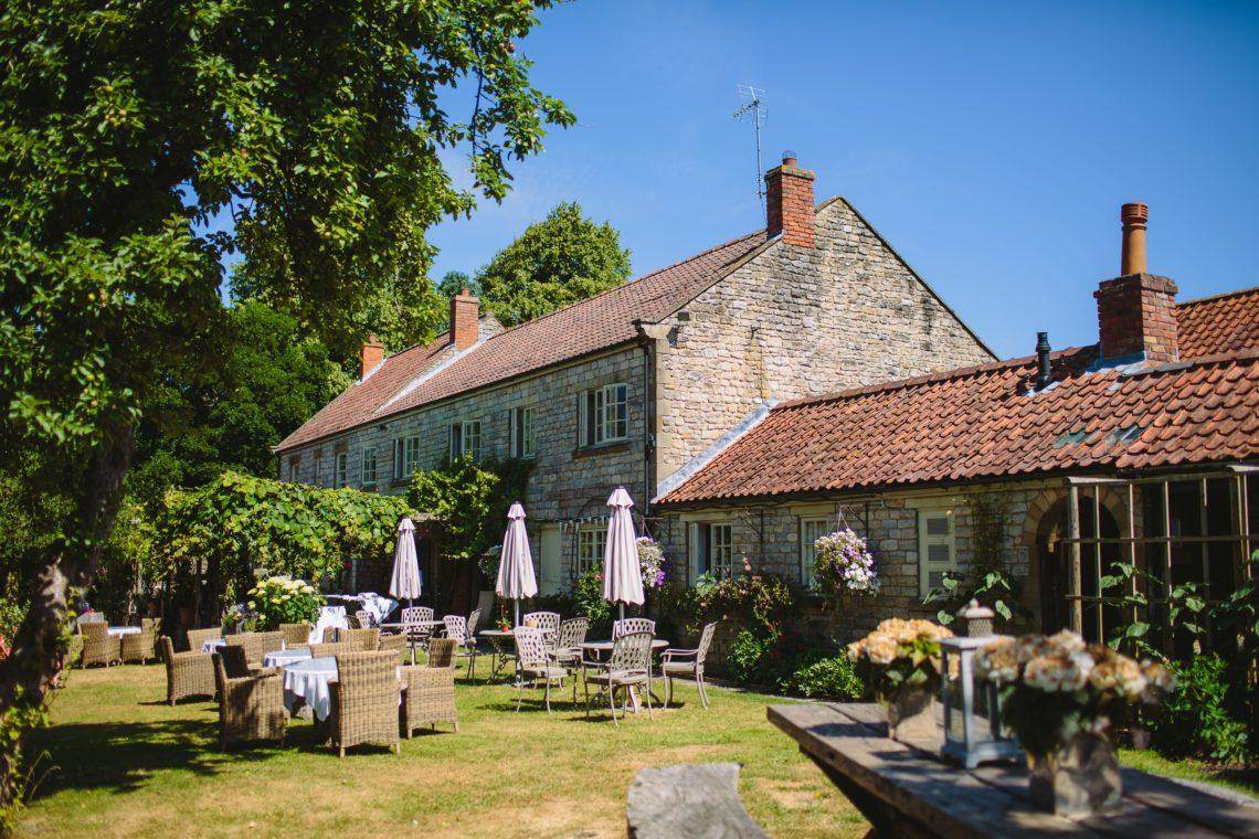 the pheasant pub at harome